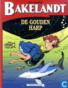 Comic Books - Bakelandt - De gouden harp