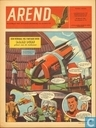 Bandes dessinées - Arend (magazine) - Jaargang 10 nummer 21