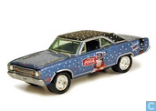Modelauto's  - Johnny Lightning - Dodge Dart 'Coca Cola'