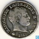 Koninkrijk Italië 5 soldi 1811