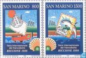 1998 Int. Postzegelbeurs RICCIONE '100 (SAN 478)