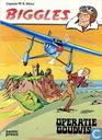 Bandes dessinées - Biggles - Operatie Goudvis