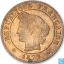 France 1 centime 1872 (A)