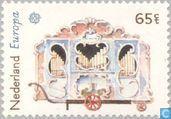 Postzegels - Nederland [NLD] - Europa – Folklore