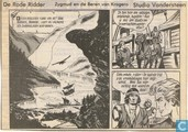Bandes dessinées - Chevalier Rouge, Le [Vandersteen] - Zygmud en de beren van Kragero