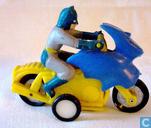 Batcycle (motorized)