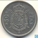Spain 50 pesetas 1978 (1975)