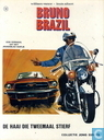 Bandes dessinées - Bruno Brazil - De haai die tweemaal stierf