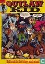 Bandes dessinées - Outlaw Kid - Kid houdt tot het bittere einde stand!