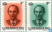 1989 Groothertog Jean- Regeringsjubileum (LUX 406)