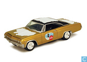 Model cars - Johnny Lightning - Chevrolet Impala 'Coca Cola'