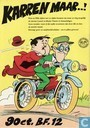 Comics - Pelefant - Trompie als kelner