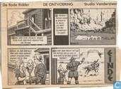 Comic Books - Red Knight, The [Vandersteen] - De ontvoering