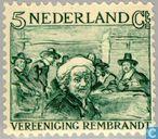 Postage Stamps - Netherlands [NLD] - Rembrandt