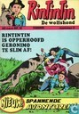 Comics - Rin Tin Tin - Rin Tin Tin is opperhoofd Geronimo te slim af!