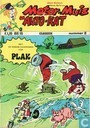 Comic Books - Motormouse and Autocat - Taaie tim