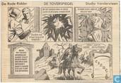 Bandes dessinées - Chevalier Rouge, Le [Vandersteen] - De toverspiegel