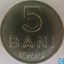 Roemenië 5 bani 1966