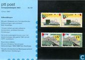 Timbres-poste - Pays-Bas [NLD] - Europe – Architecture moderne