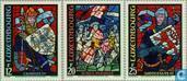1989 Geschiedenis van Luxemburg (LUX 407)