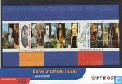 Postzegels - Nederland [NLD] - Keizer Karel V