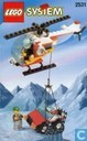 Lego 2531 Rescue Chopper