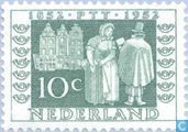 Centenary First Dutch Stamp