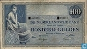 100 gulden Nederland 1921