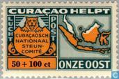 Curaçao Helps the East
