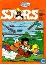 Bandes dessinées - Sjors van de Rebellenclub (tijdschrift) - 1970 nummer  12