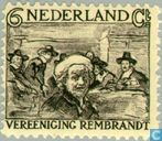 Postzegels - Nederland [NLD] - Vereniging Rembrandt