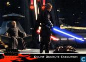 Count Dooku's Execution