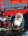 Comic Books - Axel Moonshine - De opperalchimist