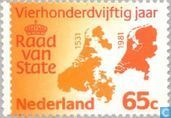 Postage Stamps - Netherlands [NLD] - Council of State 1531-1981
