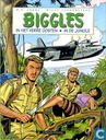 Bandes dessinées - Biggles - Biggles in het Verre Oosten + In de jungle