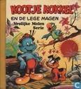 Kootje Kokkel en de lege magen