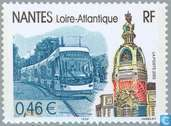 Straßenbahn in Nantes