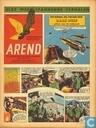 Bandes dessinées - Arend (magazine) - Jaargang 9 nummer 14