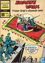 Bandes dessinées - Zwarte Valk - Trigger Graig's vliegende tapijt