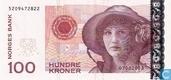Norvège 100 Kroner 2003