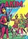 Bandes dessinées - Akim - Het kwallen-eiland