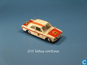 Ford Lotus Cortina MkII Rally