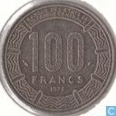 Congo-Brazzaville 100 francs 1975