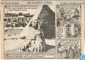 Comics - Rote Ritter, Der [Vandersteen] - De zwarte cobra