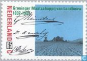 Postage Stamps - Netherlands [NLD] - Society of agriculture