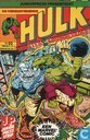 Comic Books - Hulk - 't Monster en de Absorbeerder !