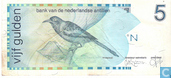 Ned. Antilles 5 Gulden