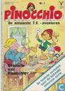 De geboorte van Pinocchio