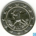 Tokens / Medals - Commercial tokens with no payment value - Nutella 1 Nutell' Euro 2001 Obelix