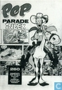Strips - Lucky Luke - Pep parade index
